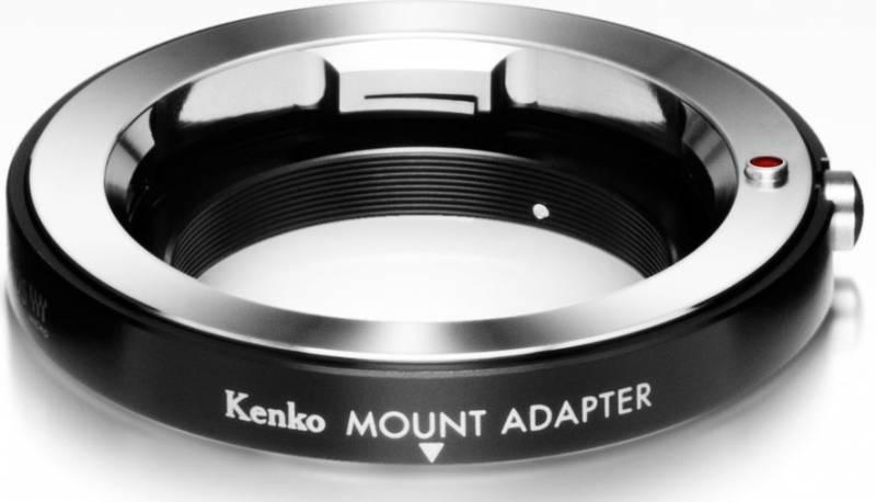 Адаптер для объектива для системных камер Kenko Leica M to Micro 4/3 черный - фото 1