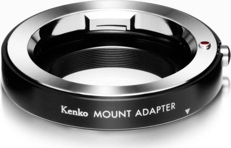 Адаптер для объектива для системных камер Kenko Leica M to Nikon 1 черный - фото 1