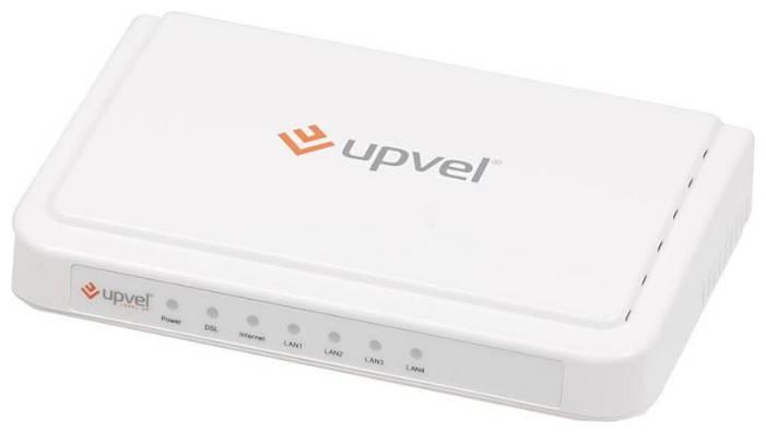 Маршрутизатор Upvel UR-104AN белый - фото 1
