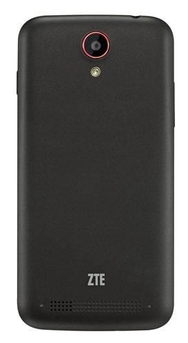 Смартфон ZTE LEO M1 4ГБ черный - фото 2