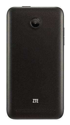 Смартфон ZTE LEO Q1 4ГБ черный - фото 2