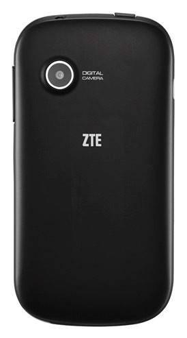 Смартфон ZTE V795 4ГБ черный - фото 1