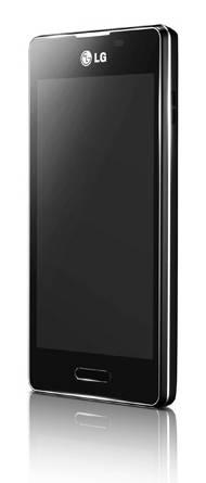 Смартфон LG Optimus L5 II E450 4ГБ черный - фото 2