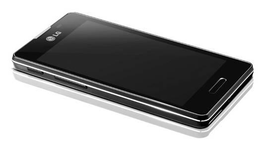 Смартфон LG Optimus L5 II E450 4ГБ черный - фото 3