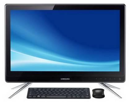 """Моноблок 21.5"""" Samsung DP500A2D-K01 черный/серебристый - фото 1"""