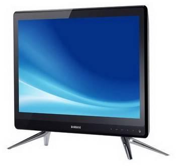 """Моноблок 21.5"""" Samsung DP500A2D-K01 черный/серебристый - фото 2"""