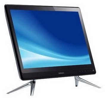 """Моноблок 21.5"""" Samsung DP500A2D-K01 черный/серебристый - фото 5"""