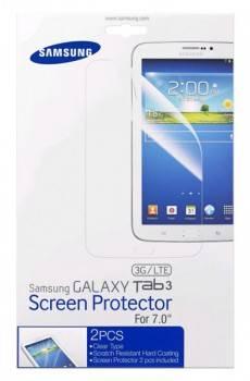 Защитная пленка Samsung ET-FT210CTEGRU для Samsung Galaxy Tab 3 SM-T21хх прозрачная