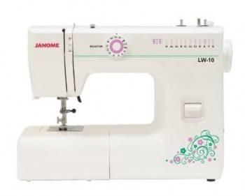 ������� ������ Janome LW-10 �����