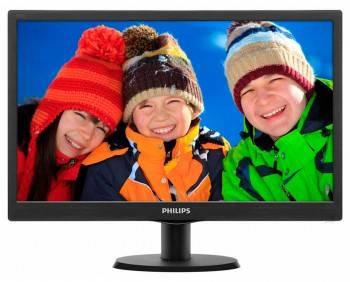 """Монитор 18.5"""" Philips 193V5LSB2 (10/62) черный (193V5LSB2/10)"""