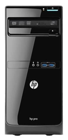Системный блок HP Pro 3500 MT черный - фото 2