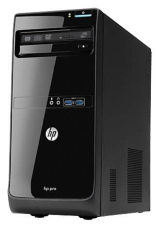 Системный блок HP Pro 3500 MT черный - фото 3