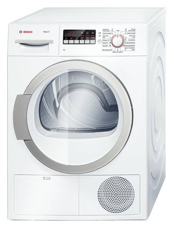 Сушильная машина Bosch WTB86211OE - фото 1