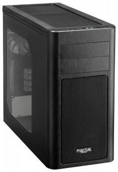 Корпус mATX Fractal Design Arc Mini R2 черный