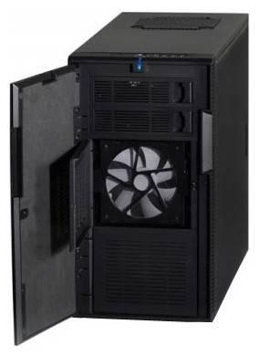 Корпус mATX Fractal Design Define Mini черный - фото 2