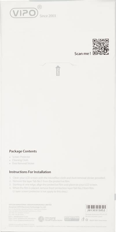Защитная плёнка для смартфона VIPO   - фото 2