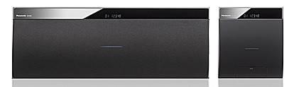 Микросистема Panasonic SC-NE5EE-K черный - фото 1