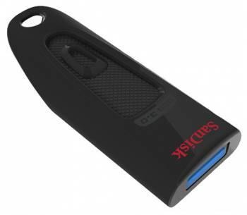 Флеш диск 32Gb Sandisk Ultra SDCZ48-032G-U46 USB3.0 черный