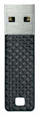 Флеш диск 16Gb Sandisk Cruzer Facet USB2.0 черный
