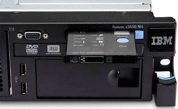 Сервер IBM x3650M4 - фото 8