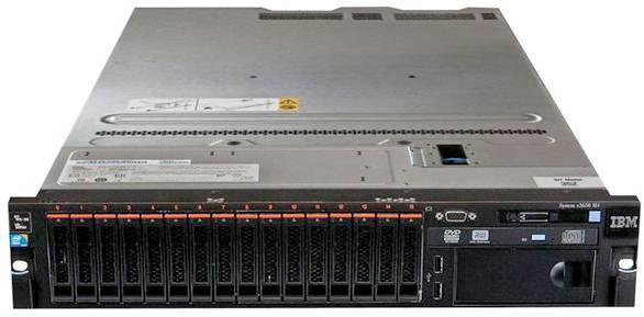 Сервер IBM x3650M4 - фото 2