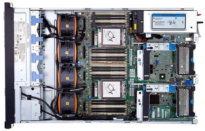 Сервер IBM x3650M4 - фото 4