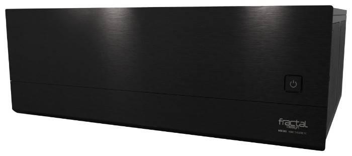 Корпус ATX Fractal Design Node 605 черный - фото 1