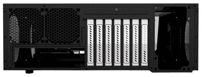 Корпус ATX Fractal Design Node 605 черный - фото 4