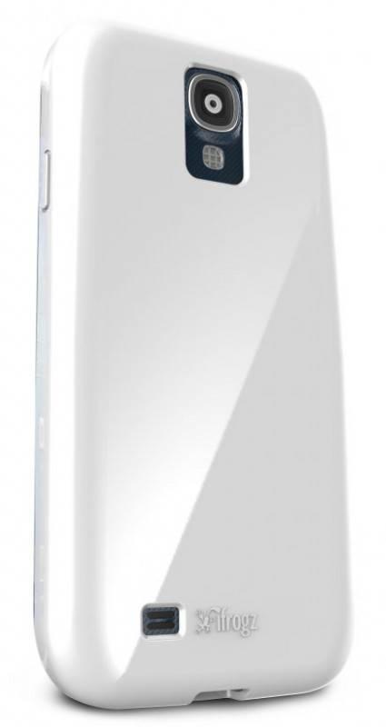 Чехол (клип-кейс) Ifrogz Soft Gloss (GS4SG-WHT) белый - фото 1