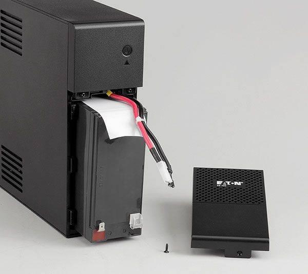 ИБП Eaton 5S 5S550i 330Вт черный - фото 2