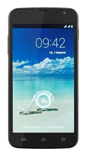 Смартфон ZTE LEO S1 4ГБ черный - фото 1