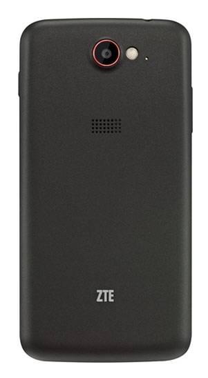 Смартфон ZTE LEO S1 4ГБ черный - фото 2