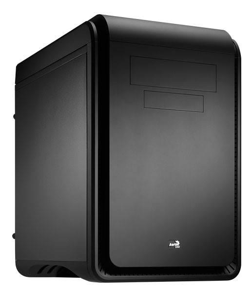 Корпус mATX Aerocool DS Cube черный - фото 1