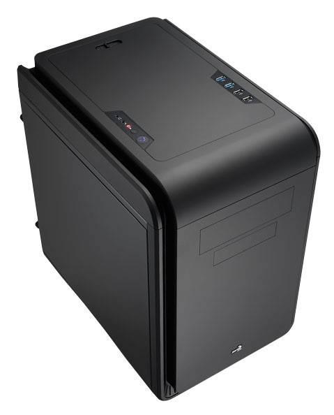 Корпус mATX Aerocool DS Cube черный - фото 2