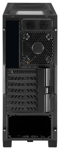 Корпус ATX Aerocool Vs-92 Black Edition черный - фото 5