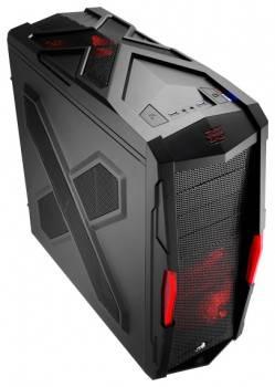Корпус ATX Aerocool Strike-X Xtreme Black Edition черный