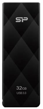 Флеш диск Silicon Power Blaze B20 32ГБ USB3.0 черный