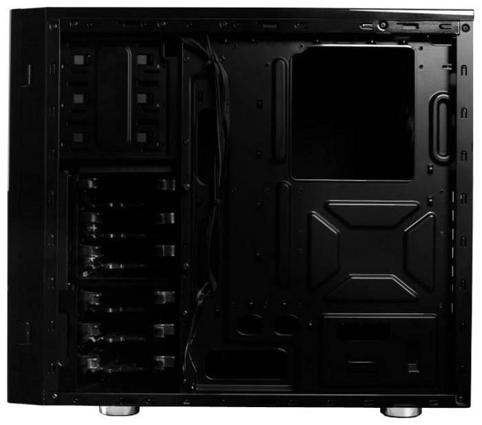 Корпус ATX NZXT H230 черный - фото 4