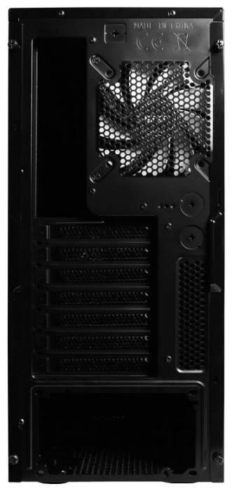 Корпус ATX NZXT H230 черный - фото 5