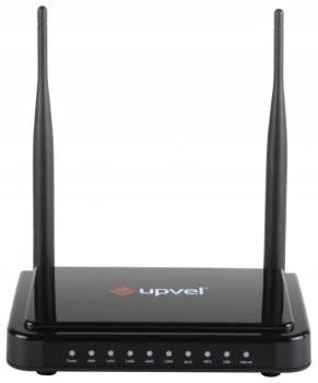Беспроводной маршрутизатор Upvel UR-337N4G черный