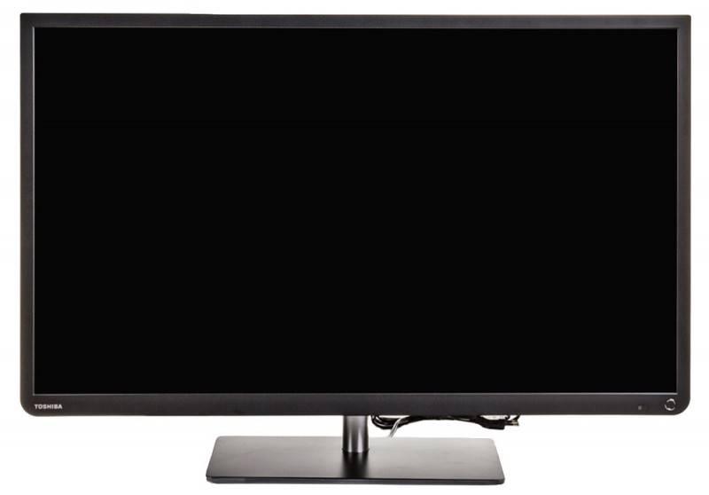 """Телевизор LED 32"""" Toshiba REGZA 32L4353RB черный - фото 4"""