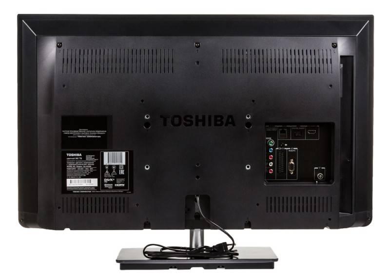 """Телевизор LED 32"""" Toshiba REGZA 32L4353RB черный - фото 6"""