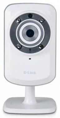 Видеокамера IP D-Link DCS-933L белый