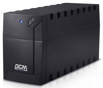 ИБП Powercom Raptor RPT-1000AP черный