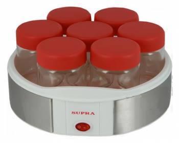 Йогуртница Supra YGS-107 красный