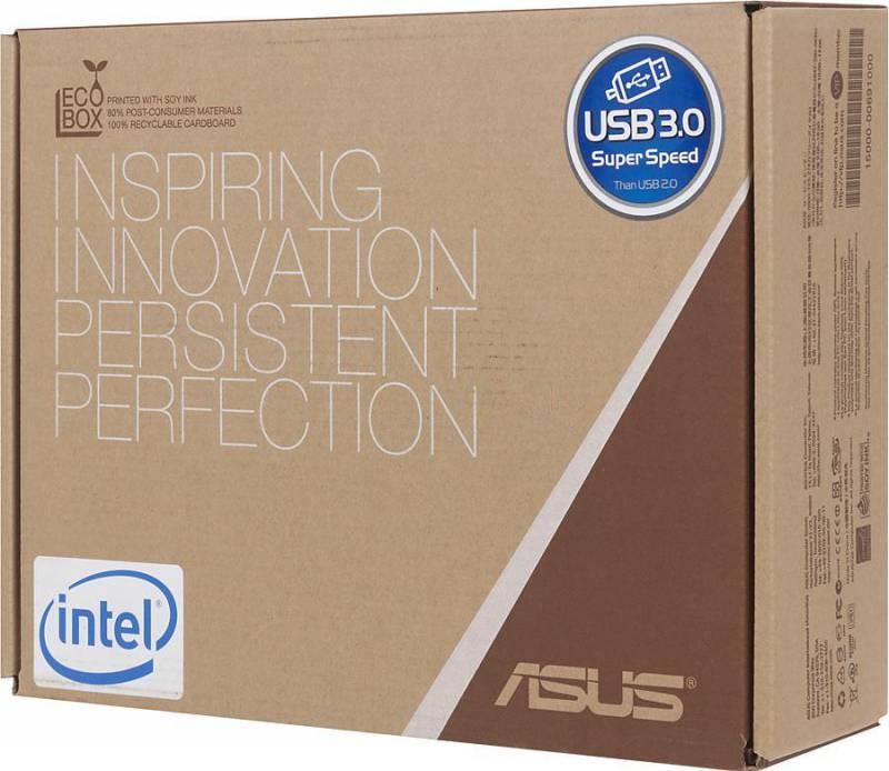 Неттоп Asus EeeBox PC EB1033 черный - фото 7