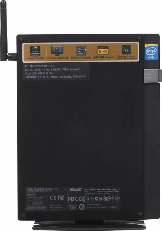 Неттоп Asus EeeBox PC EB1033 черный - фото 5