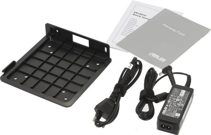 Неттоп Asus EeeBox PC EB1007P черный - фото 10