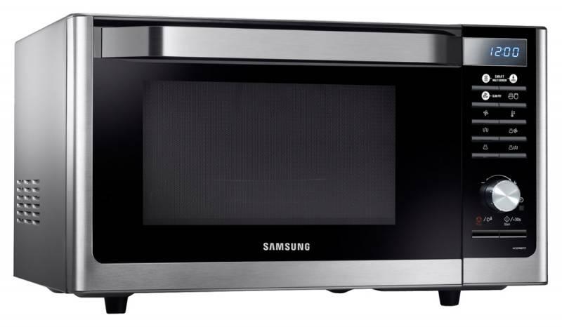 СВЧ-печь Samsung MC32F604TCT серебристый - фото 5