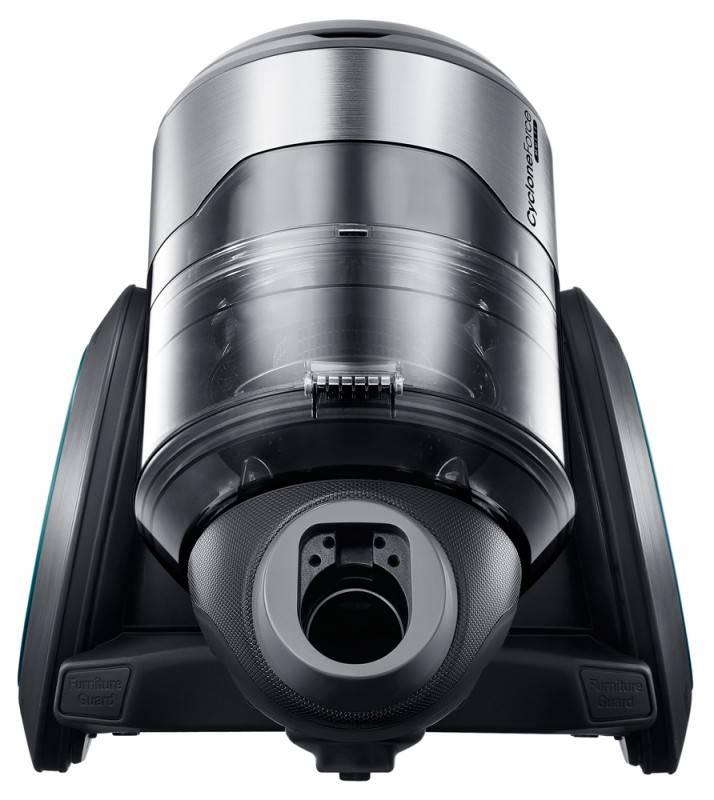Пылесос Samsung VC20F70HNBN синий/черный - фото 4